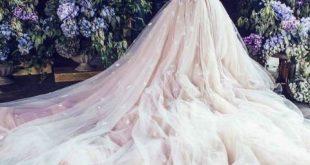 صور فساتين عروس , موديلات رقيقه لفساتين زفاف بالصور
