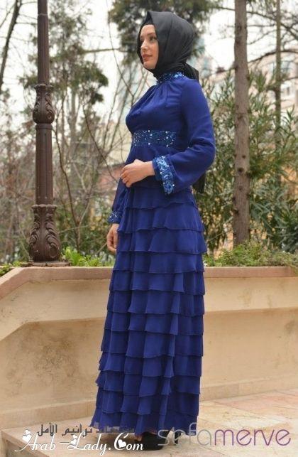 بالصور ملابس تركية للمحجبات , صور موديلات تركيه للمحجبات 6359 10