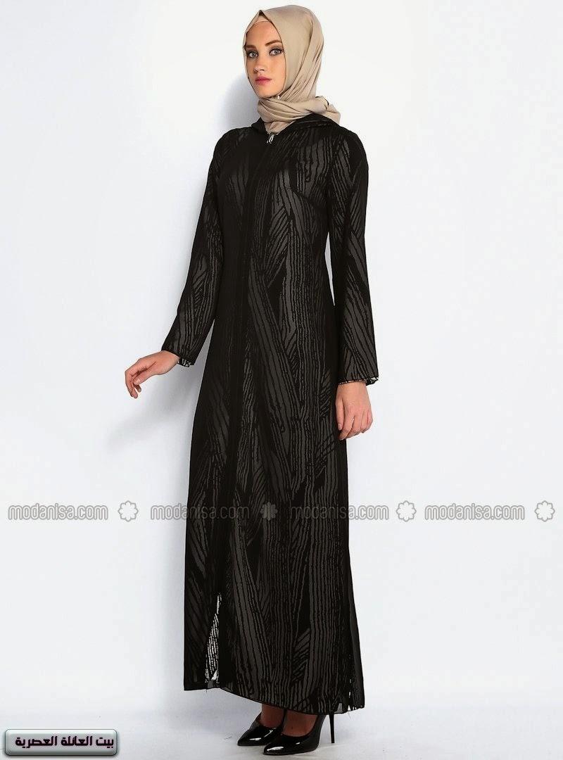 بالصور ملابس تركية للمحجبات , صور موديلات تركيه للمحجبات 6359 7