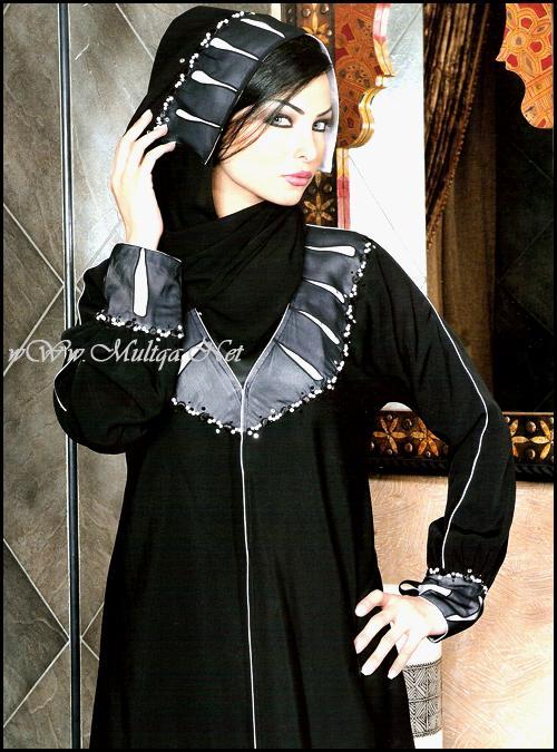 بالصور اشيك ملابس , ملابس عبايات اخر شياكه 6386 9