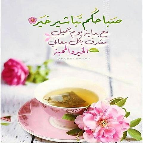 بالصور صباح الخير وكل الخير , صور مكتوب عليها صباح الخير 6387 8