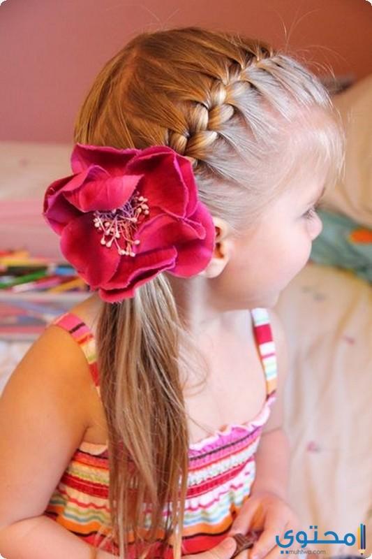 بالصور بالصور تسريحات شعر للاطفال , قصات شعر للاطفال 6394 2