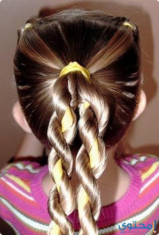 بالصور بالصور تسريحات شعر للاطفال , قصات شعر للاطفال 6394 4
