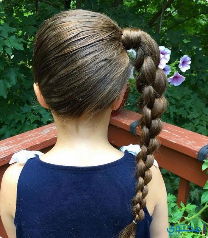 بالصور بالصور تسريحات شعر للاطفال , قصات شعر للاطفال 6394 5