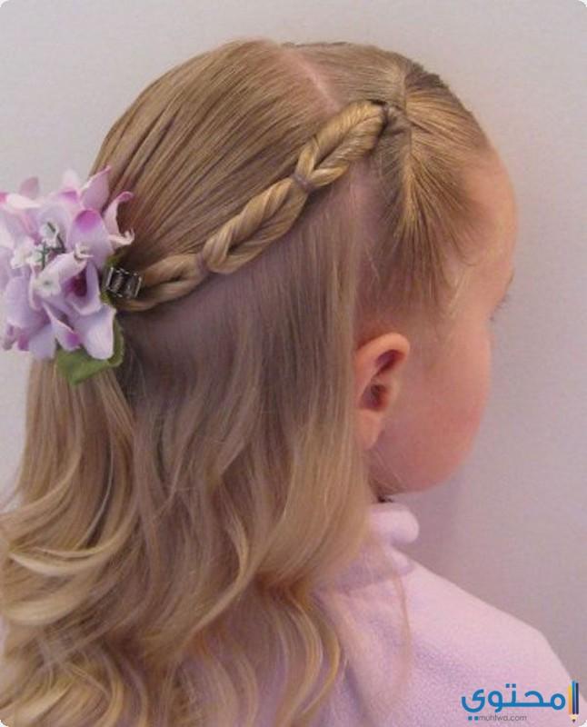 بالصور بالصور تسريحات شعر للاطفال , قصات شعر للاطفال 6394 8