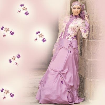بالصور لبس بنات محجبات , موديلات ملابس محجبات2019 6441 8