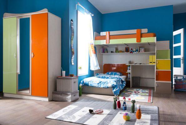 بالصور غرف نوم للاطفال , ديكورات غرف اطفال مودرن 6484 2
