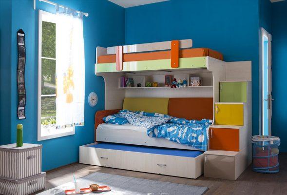 بالصور غرف نوم للاطفال , ديكورات غرف اطفال مودرن 6484 7