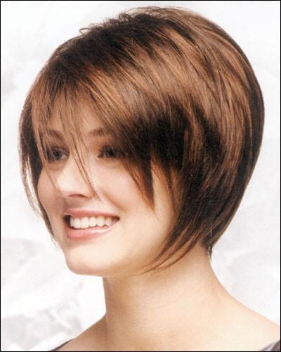 بالصور اجمل تسريحات الشعر القصير , قصات شعر قصير رائعه 6489 2