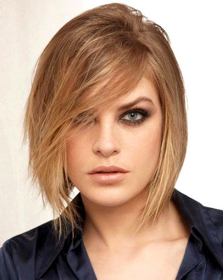بالصور اجمل تسريحات الشعر القصير , قصات شعر قصير رائعه