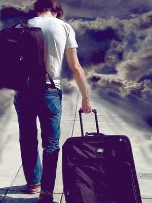 بالصور شعر عن السفر , اشعار مكتوبه على صور عن السفر