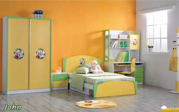 بالصور احدث غرف نوم اطفال , احدث ديكورات غرف الاطفال 6535 6