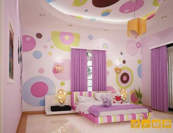 بالصور احدث غرف نوم اطفال , احدث ديكورات غرف الاطفال 6535 8