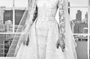 صورة فساتين زفاف زهير مراد 2019 , ازياء زفاف زهير مراد