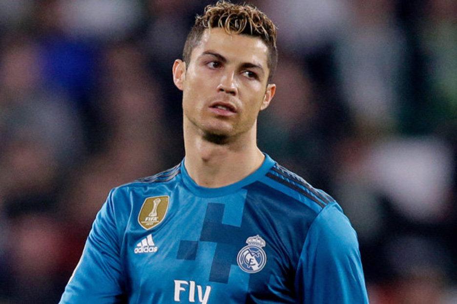 Ronaldo Frisur 2021