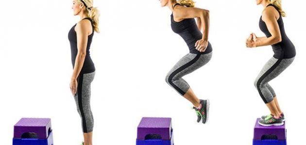 صور تمارين حرق الدهون , افضل التمارين لحرق الدهون