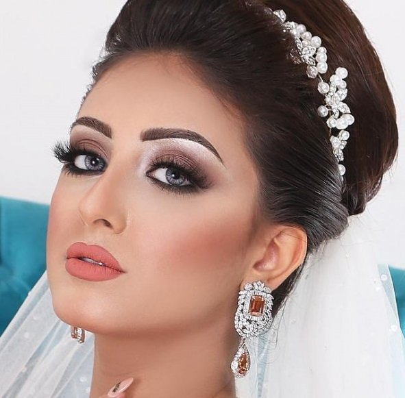 بالصور مكياج عرايس ناعم , ارق مكياج للعرائس 4282 10