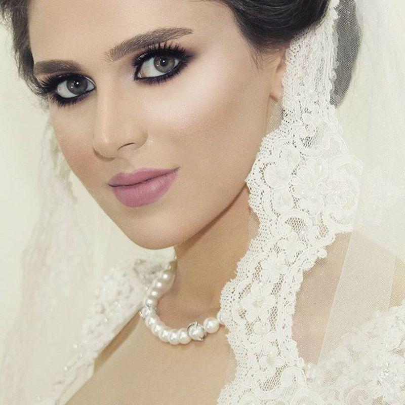 بالصور مكياج عرايس ناعم , ارق مكياج للعرائس 4282 18