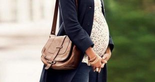 صور ملابس شتوية للحوامل , لباس شتوى يناسب الحوامل