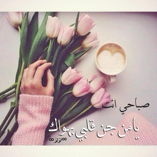 بالصور صباح الخير للحبيب , اجمل كلمات الصباح للحبيب 4970 7