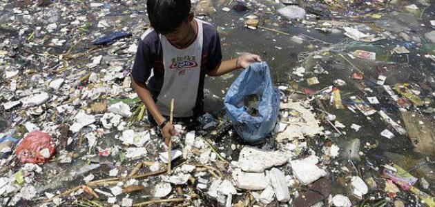 بالصور اسباب تلوث الماء , كيفيه فساد المياه وتلوثها 4986 6