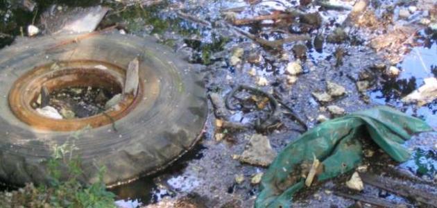 بالصور اسباب تلوث الماء , كيفيه فساد المياه وتلوثها 4986 8