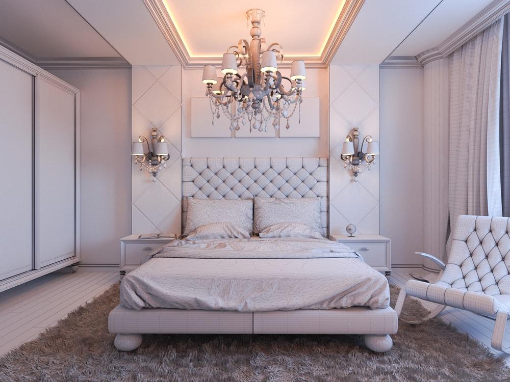 صورة جبس غرف نوم , ديكورات غرف نوم
