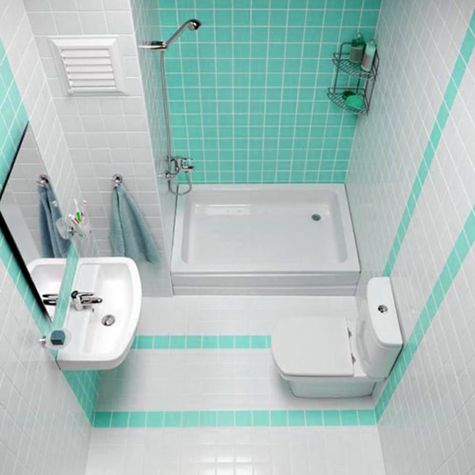 بالصور حمامات صغيرة , صور ديكورات حمامات 5007 10