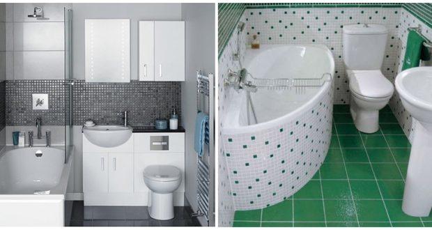 بالصور حمامات صغيرة , صور ديكورات حمامات 5007 2