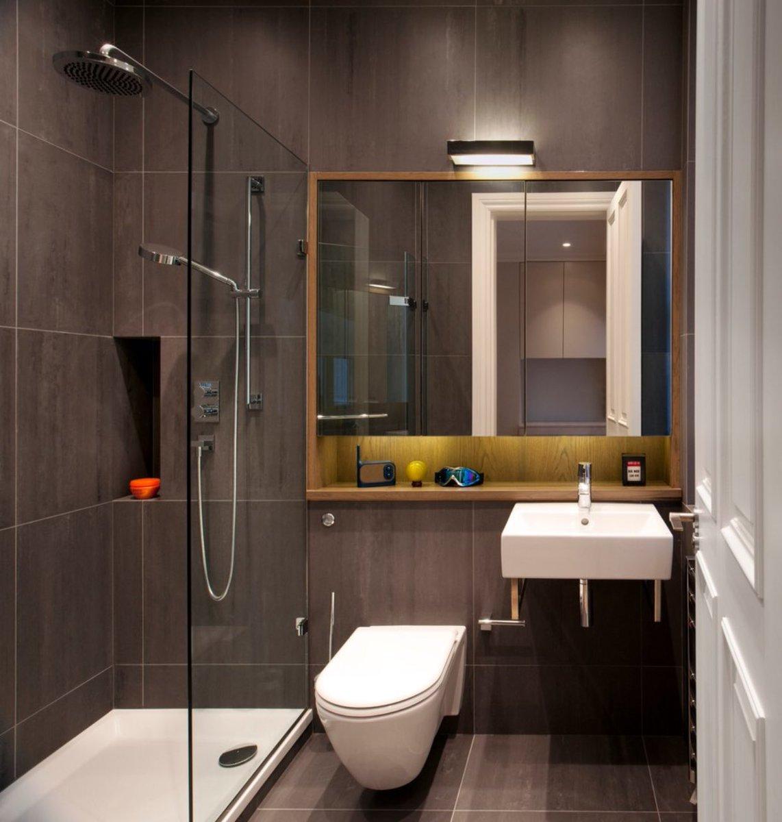 بالصور حمامات صغيرة , صور ديكورات حمامات 5007 6
