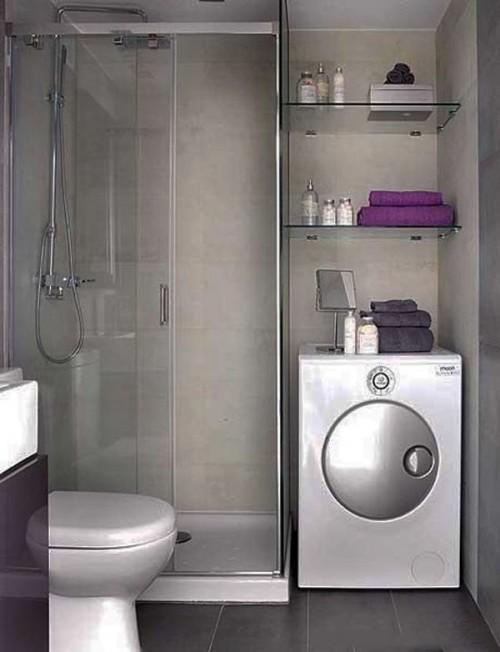 بالصور حمامات صغيرة , صور ديكورات حمامات 5007 9