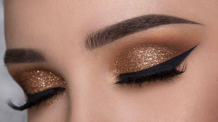 صورة مكياج عيون لبناني , طريقة عمل مكياج عيون لبناني