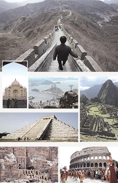 بالصور عجائب الدنيا السبع , العجائب السبع حول العالم 5071 3