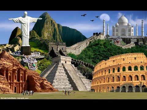 بالصور عجائب الدنيا السبع , العجائب السبع حول العالم 5071 8