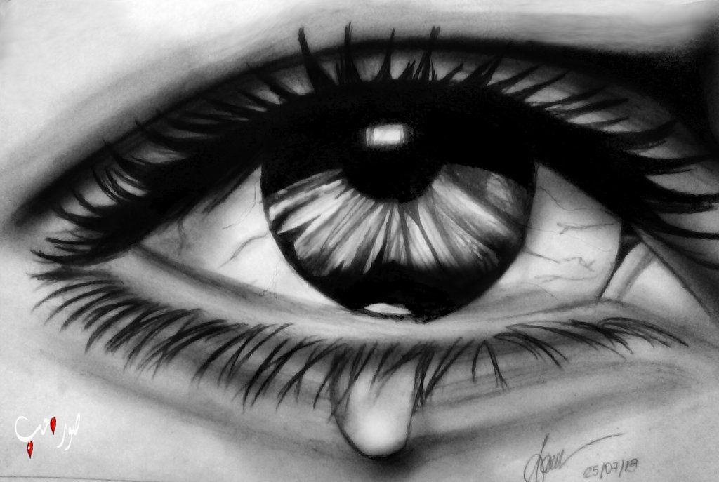 بالصور صور عيون حزينه , صور عين تبكي 5082 6