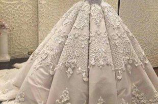 صورة فساتين اعراس فخمه , اجمل فساتين الاعراس