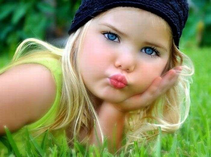 بالصور طفلة جميلة , اجمل صور للاطفال 5094