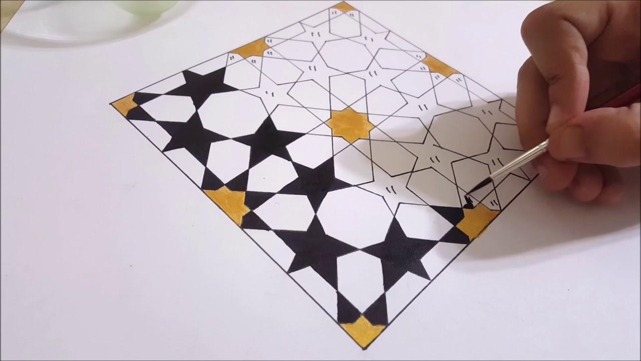 بالصور زخرفة هندسية , اجمل الزخارف الهندسيه الرائعه 5170 8