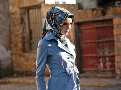 بالصور ملابس محجبات تركية , لباس المحجبة التركية 5894 2