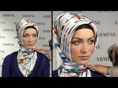 بالصور ملابس محجبات تركية , لباس المحجبة التركية 5894 8