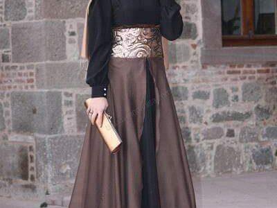 بالصور ملابس محجبات تركية , لباس المحجبة التركية 5894