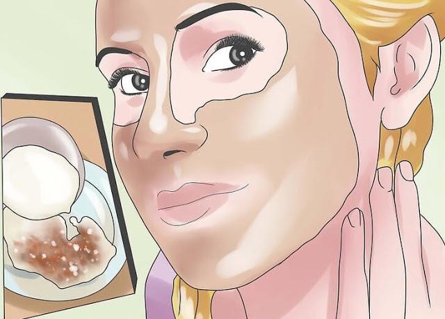 صور ماسك تفتيح البشرة , ماسك تفتيحى للبشرة