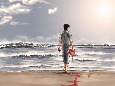 بالصور اجمل الصور الحزينة للفراق , صور حزن عن الفراق 6012 11