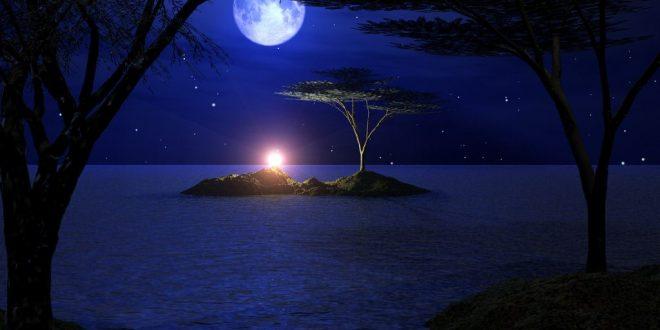 صور اجمل صور للقمر , اشكال رائعه لمنظر القمر البديع