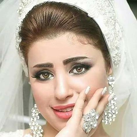 بالصور صور مكياج عرايس ناعم , عروسات جميلات بارق المكياج 1009 10