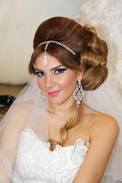 بالصور صور مكياج عرايس ناعم , عروسات جميلات بارق المكياج 1009 3