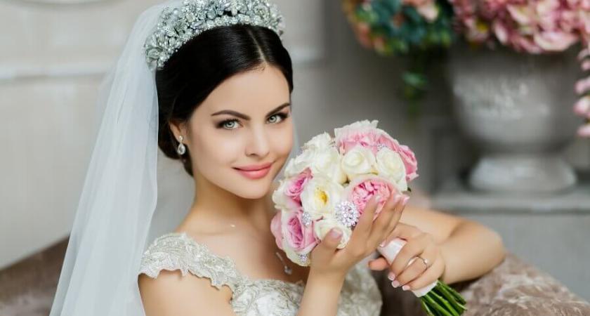 بالصور صور مكياج عرايس ناعم , عروسات جميلات بارق المكياج 1009 9