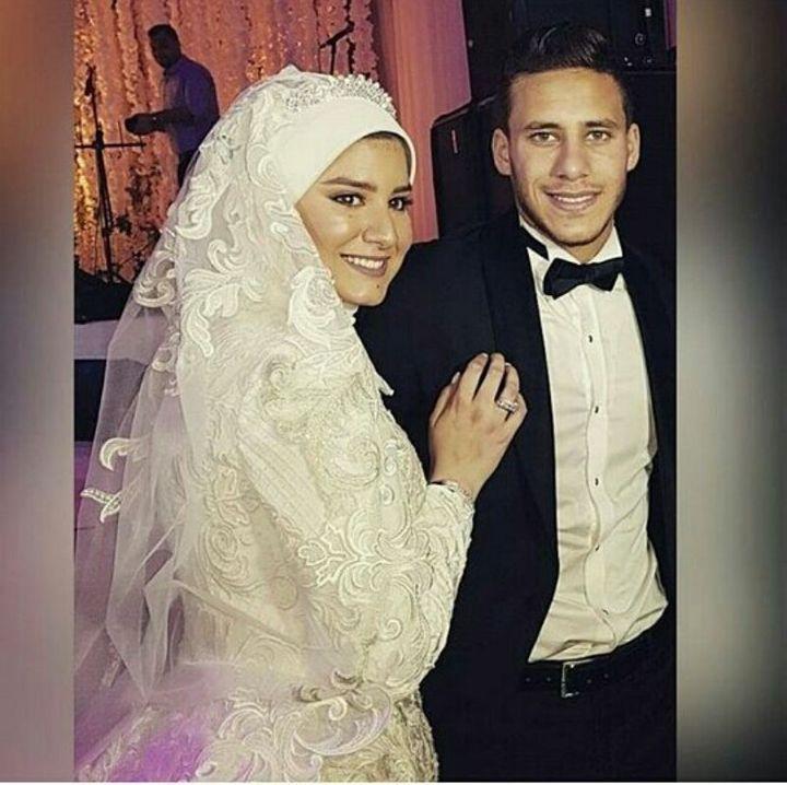 بالصور صور عريس وعروسة , اجمل الصور بين العرائس فى يوم الزفاف 1019 10