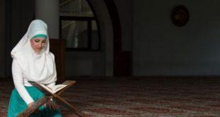 صوره كيفية الصلاة الصحيحة بالصور للنساء , حرص النساء على تعليم اداء الصلاة صحيحه