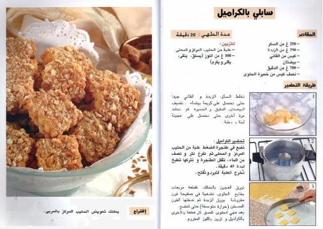 صوره وصفات حلويات مصورة , صور موضحه لوصف عمل الحلوى
